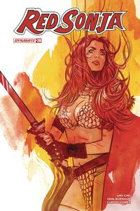 [Red Sonja #20 (Cover B Lotay) (Product Image)]