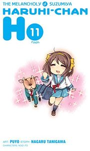 [The Melancholy Of Suzumiya Haruhi Chan: Volume 11 (Product Image)]