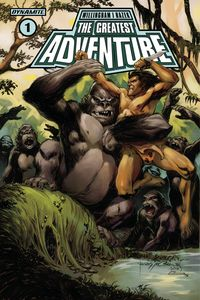 [Greatest Adventure #1 (Cover B Morales) (Product Image)]