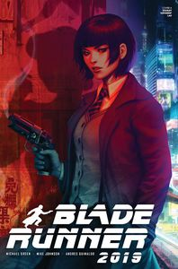 [Blade Runner 2019 #1 (Cover A Artgerm) (Product Image)]