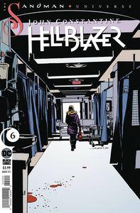 [John Constantine: Hellblazer #6 (Product Image)]