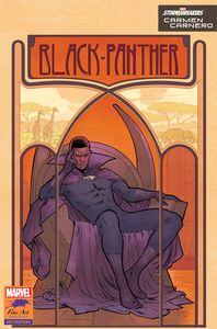 [Black Panther #25 (Carnero Stormbreakers Variant) (Product Image)]