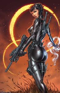 [Grimm Fairy Tales: Red Agent Human Order #2 (Cover C Tyndall) (Product Image)]