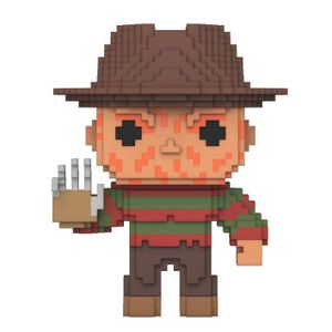 [A Nightmare On Elm Street: Pop! Vinyl Figure: 8-Bit Freddy Krueger (Product Image)]