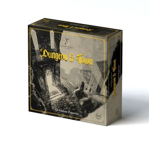 [Fantasy World Creator: Dungeons & Towns (Product Image)]