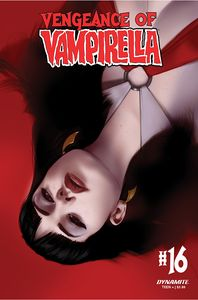 [Vengeance Of Vampirella #16 (Cover B Oliver) (Product Image)]