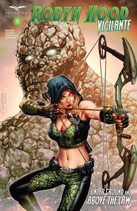 [Robyn Hood: Vigilante #5 (Cover A Vigonte) (Product Image)]