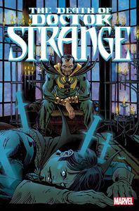 [The Death Of Doctor Strange #2 (Panosian Variant) (Product Image)]