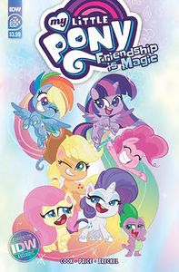 [My Little Pony: Friendship Is Magic #1 (2020 Comic-Con@Home Exclusive) (Product Image)]