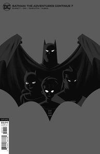 [Batman: The Adventures Continue #7 (Justin Erickson Variant) (Product Image)]