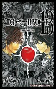 [Death Note: Volume 13: How To Read (Product Image)]