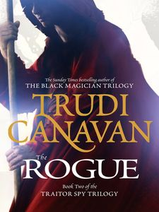 [The Traitor Spy Trilogy: Book 2: The Rogue (Product Image)]