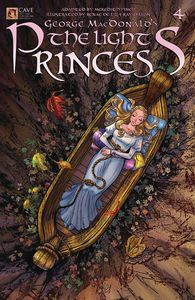[George Mcdonald's: The Light Princess #4 (Product Image)]