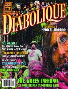 [Diabolique #23 (Product Image)]
