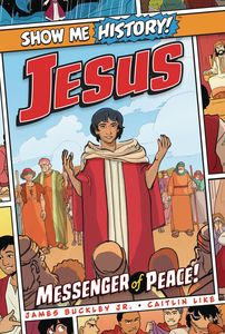 [Show Me History: Jesus: Messenger Of Peace (Product Image)]
