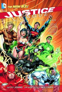 [Justice League: Volume 1: Origin (Product Image)]