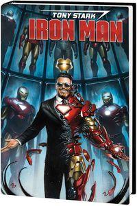 [Tony Stark: Iron Man By Dan Slott: Omnibus (Hardcover) (Product Image)]