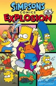 [Simpsons: Comics Explosion (Product Image)]