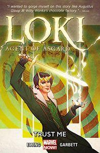 [Loki: Agent Of Asgard: Volume 1: Trust Me (Product Image)]