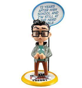 [Big Bang Theory: Q-Pop Vinyl Figure: Leonard (Product Image)]
