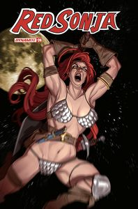 [Red Sonja #24 (Cover C Stott) (Product Image)]