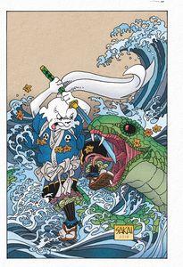[Usagi Yojimbo #5 (Cover A Sakai) (Product Image)]