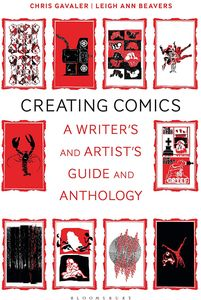 [Creating Comics: A Writer's & Artist's Guide & Anthology (Product Image)]