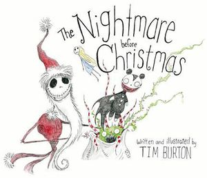 [The Nightmare Before Christmas (Hardcover) (Product Image)]