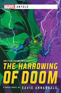 [The Harrowing Of Doom: A Marvel Untold Novel (Product Image)]