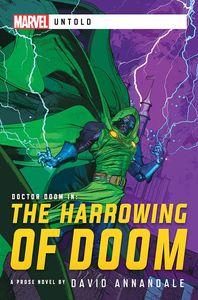 [The Harrowing Of Doom: A Marvel Untold Novel (Product Image)]