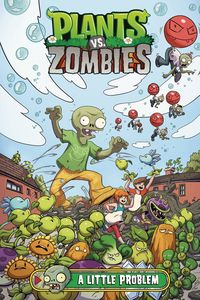 [Plants Vs Zombies: A Little Problem (Hardcover) (Product Image)]