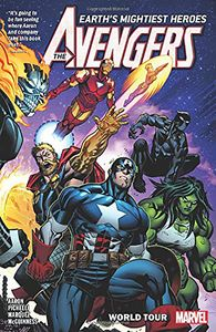 [Avengers By Jason Aaron: Volume 2: World Tour (Product Image)]