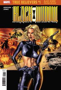 [True Believers: Black Widow Yelena Belova #1 (Product Image)]