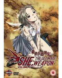 [She: The Ultimate Weapon: Volume 2 (Product Image)]