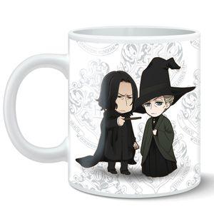 [Harry Potter: Mug: Manga Style (Product Image)]