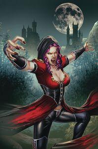 [Van Helsing Vs League Monsters #5 (Cover D Vigonte) (Product Image)]