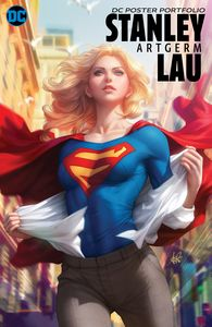 [DC Poster Portfolio: Stanley Artgerm Lau (Product Image)]