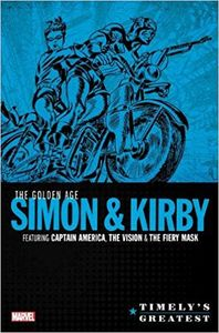 [Timelys Greatest Golden Age: Simon & Kirby: Omnibus (Hardcover) (Product Image)]