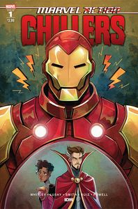 [Marvel Action: Chillers #1 (Product Image)]