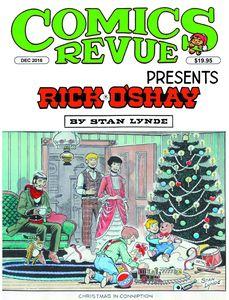 [Comics Revue Presents: October 2016 (Product Image)]