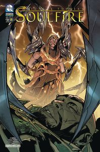 [Soulfire: Volume 8 #2 (Cover A Forte) (Product Image)]