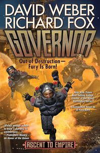 [Ascent To Empire: Book 1: Governer (Hardcover) (Product Image)]