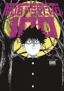 [Mob Psycho 100: Volume 5 (Product Image)]