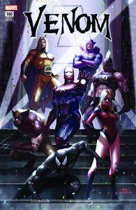 [Venom #160 (Inhyuk Lee Avengers Variant) (Legacy) (Product Image)]