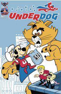 [Underdog #1 (Overcat Ropp Cover) (Product Image)]
