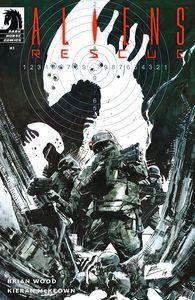 [Aliens: Rescue #1 (Cover A De La Torre) (Product Image)]
