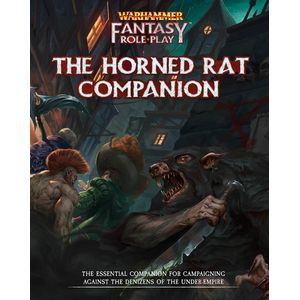 [Warhammer: Fantasy Role-Play: The Enemy Within Campaign: Part 4: The Horned Rat Companion (Product Image)]