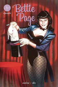 [Bettie Page #1 (Cover C Williams) (Product Image)]