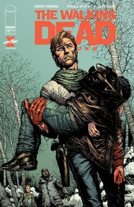 [Walking Dead: Deluxe #10 (Cover A Finch & McCaig) (Product Image)]