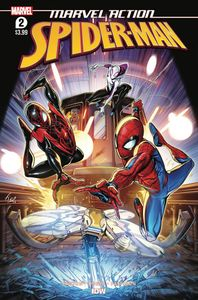[Marvel Action: Spider-Man (2020) #2 (Cover A Ossio) (Product Image)]